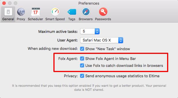 Folx GO Browser Integration   KB