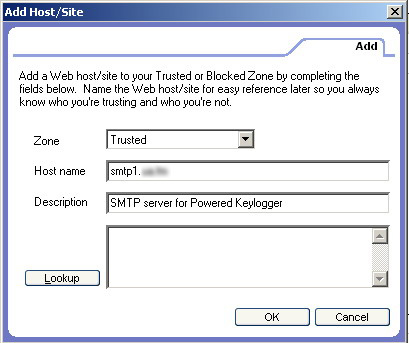 how to delete mcafee personal firewall