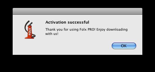 folx pro activation code for mac