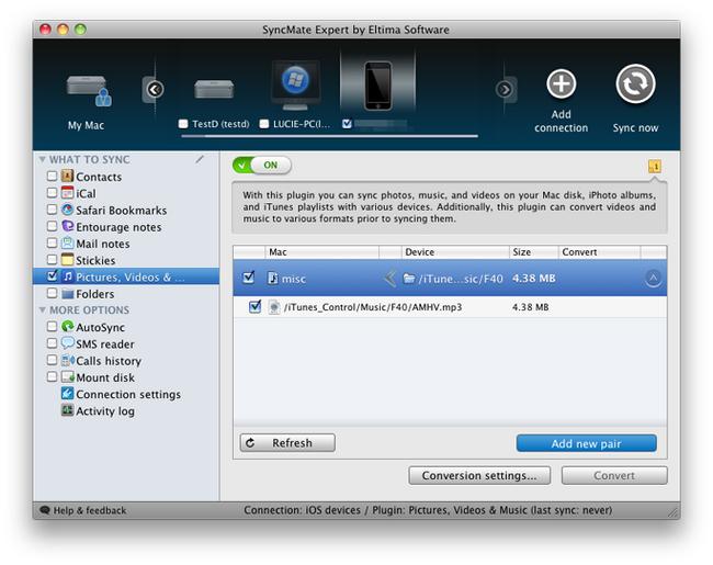 how to create a playlist on mac